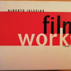 CDs de Música: ALBERTO IGLESIAS. FILM WORKS 1990-2000. DOBLE CD RECOPILATORIO.. Lote 193938578