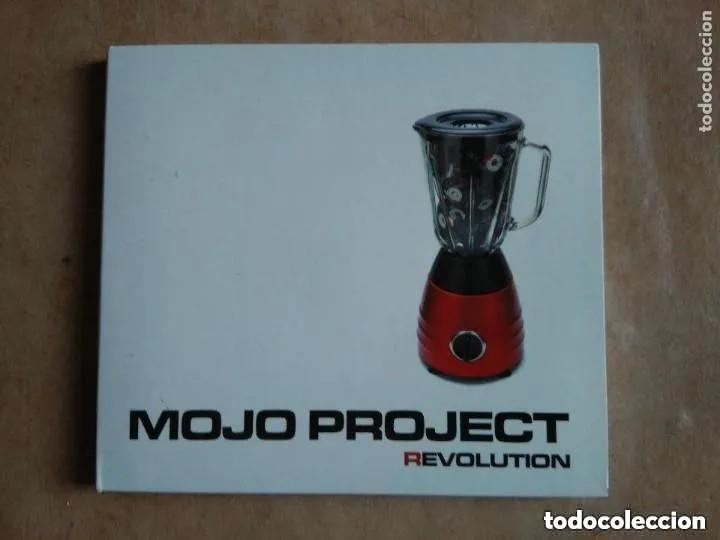 MOJO PROJECT - REVOLUTION (CD) (Música - CD's Reggae)