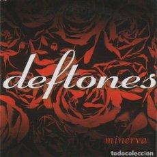 CDs de Música: DEFTONES - MINERVA. Lote 193939511