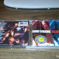 CDs de Música: GARY MOORE - BLUES ALIVE. Lote 193944546