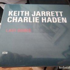 CDs de Música: KEITH JARRET & CHARLIE HADEN CD LAST DANCE - IMPORTADO ALEMANIA. Lote 193956272