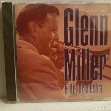 CDs de Música: CD GLENN MILLER HIS ORCHESTRA BUEN ESTADO VER FOTOS. Lote 193965770