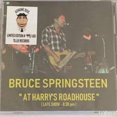 CDs de Música: BRUCE SPRINGSTEEN - AT HARRY'S ROADHOUSE - 2 CD, ASBURY PARK 2004. Lote 172211995