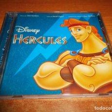 CDs de Música: HERCULES BANDA SONORA EN ESPAÑOL DISNEY CD ALBUM 1997 CONTIENE 30 TEMAS SUSAN MARTIN HELEN QUIROGA. Lote 194009468