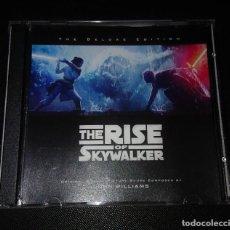 CDs de Musique: STAR WARS THE RISE OF SKYWALKER EXPANDED SCORE JOHN WILLIAMS (2-CD SET). Lote 206274947