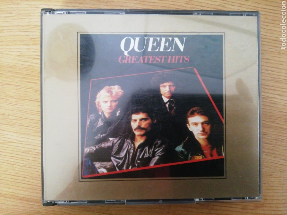 QUEEN.GREATEST HITS. DOBLE CD. PARLOPHONE, AUSTRIA, 1994. (Música - CD's Rock)