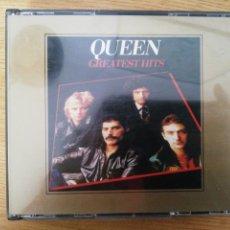 CDs de Música: QUEEN.GREATEST HITS. DOBLE CD. PARLOPHONE, AUSTRIA, 1994.. Lote 194012450
