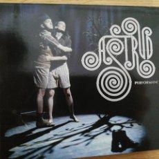 CDs de Música: ASTRUD. PERFORMANCE. SINNAMON RECORDS, 2004.. Lote 194013406