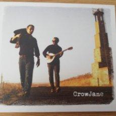 CDs de Música: CROWJANE. Lote 194027923