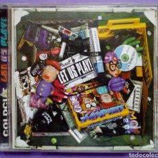 CDs de Música: COLD CUT - LET US PLAY. Lote 194060110