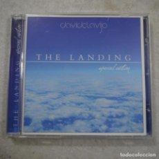 CDs de Música: DAVID CLAVIJO - THE LANDING SPECIAL EDITION - CD 2010. Lote 194074850