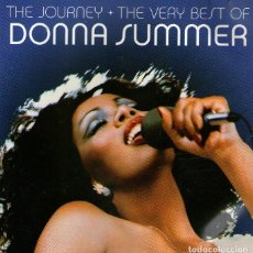 CD de Música: DONNA SUMMER - THE JOURNEY - THE VERY BEST OF... - CD ALBUM - 19 TRACKS - UNIVERSAL MUSIC - 2004. Lote 194079656