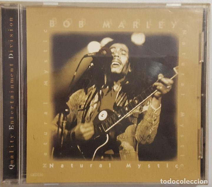 CD / BOB MARLEY / NATURAL MYSTIC (Música - CD's Reggae)