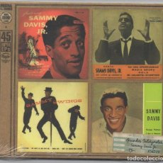 CDs de Música: SAMMY DAVIR JR. - MUSIC AGES / CD ALBUM / DIGIPACK PRECINTADO / PERFECTO ESTADO RF-4717. Lote 194105191