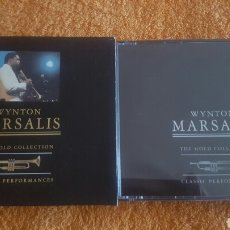 CDs de Música: WYNTON MARSALIS GOLD COLLECTION 2 X CD. Lote 194112730
