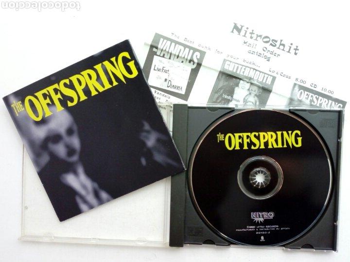 CD: THE OFFSPRING - SU PRIMER DISCO - (NITRO RECORDS/EPITAPH, 1995) PUNK ROCK (Música - CD's Rock)