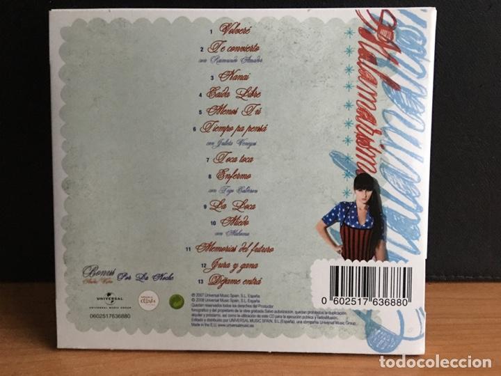 CDs de Música: Mala Rodríguez - Malamarismo (CD, Album) (Universal Music Group) (D:NM/C:NM) - Foto 2 - 194138825