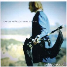CDs de Música: CARLOS NÚÑEZ – CINEMA DO MAR SONY BMG, 88697071372, CD+ DVD, DIGIPAK, 2006=) COMO NUEVO!. Lote 194154307