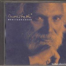 CDs de Música: GEORGES MOUSTAKI CD MEDITERRANEEN 1992. Lote 194164497