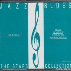 CDs de Música: JAZZ AND BLUES DOBLE CD TETE MONTOLIU B.B. KING PAT METHENY THE HEATH BROS 1991 PDI. Lote 194166318