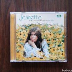 CDs de Música: JEANETTE, PIC-NIC, SOY REBELDE, EN JAPONES, CON LIBRETO INTERIOR. Lote 173995702