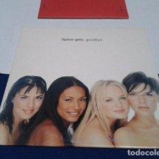 CDs de Música: CD PROMO SPICE GIRLS CD SINGLE GOODBYE CARTON (2 TEMAS). Lote 194168598