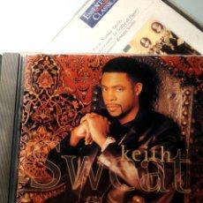 CDs de Música: KEITH SWEAT – KEITH SWEAT (HIP HOP). Lote 194171403