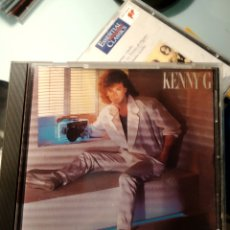 CDs de Música: KENNY G – GRAVITY. Lote 194171443