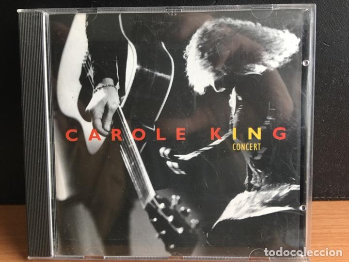 CAROLE KING - IN CONCERT (CD, ALBUM) (DISCMEDI BLAU) (D:NM/C:NM) (Música - CD's Country y Folk)
