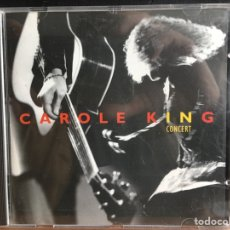 CDs de Música: CAROLE KING - IN CONCERT (CD, ALBUM) (DISCMEDI BLAU) (D:NM/C:NM). Lote 194178695