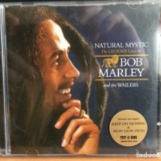 CDs de Música: BOB MARLEY AND THE WAILERS - NATURAL MYSTIC (THE LEGEND LIVES ON) (CD, COMP) (TUFF GONG)(D:NM/C:NM). Lote 194178748
