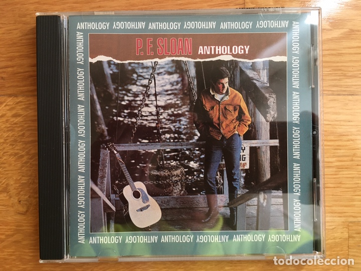 P.F. SLOAN: ANTHOLOGY (Música - CD's Country y Folk)