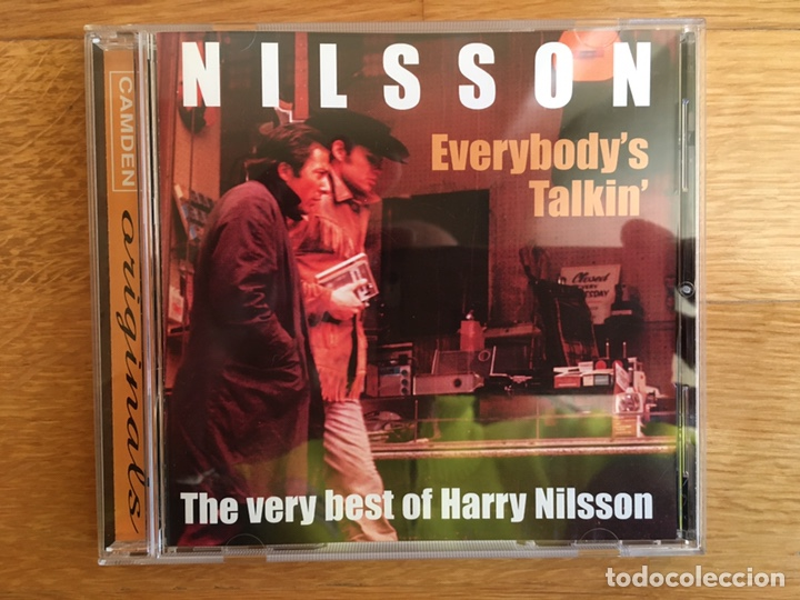 HARRY NILSSON: THE VERY BEST (Música - CD's Country y Folk)