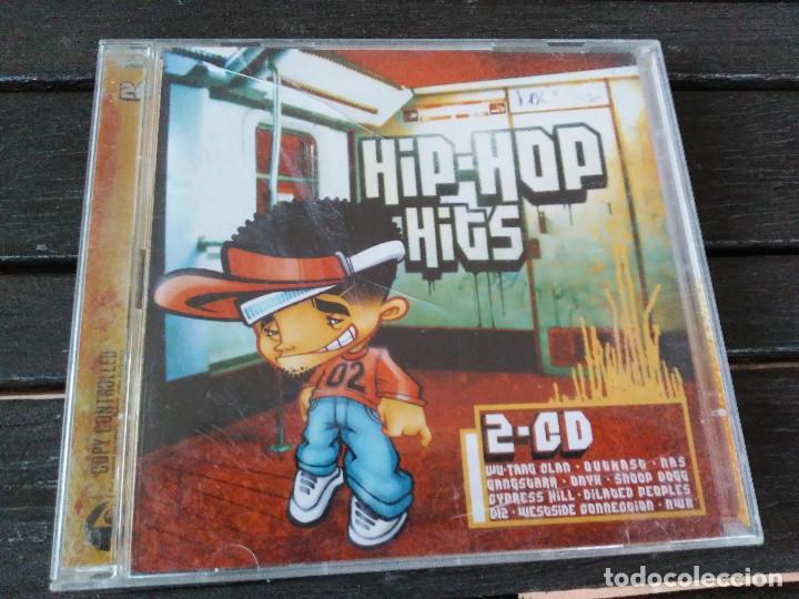 HIP HOP HITS - RECOPILATORIO 2 CDS (Música - CD's Hip hop)