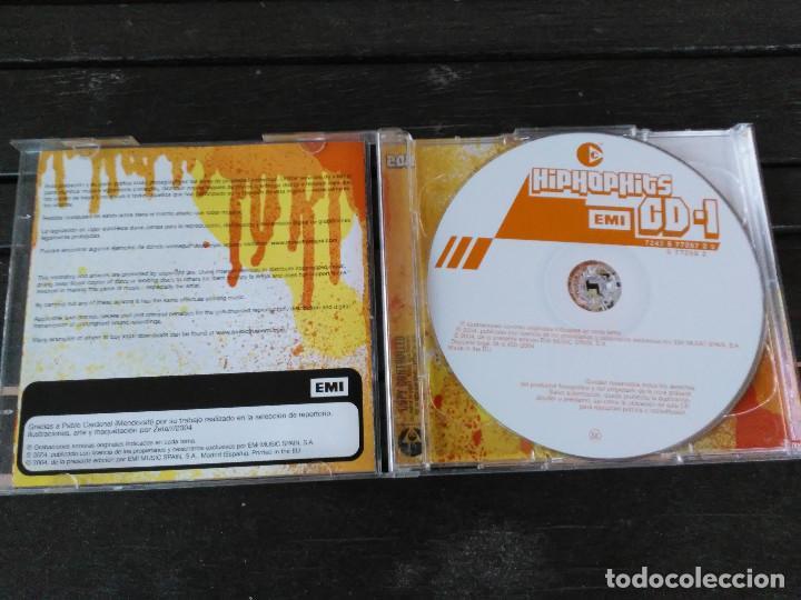 CDs de Música: Hip Hop Hits - Recopilatorio 2 Cds - Foto 3 - 194186603