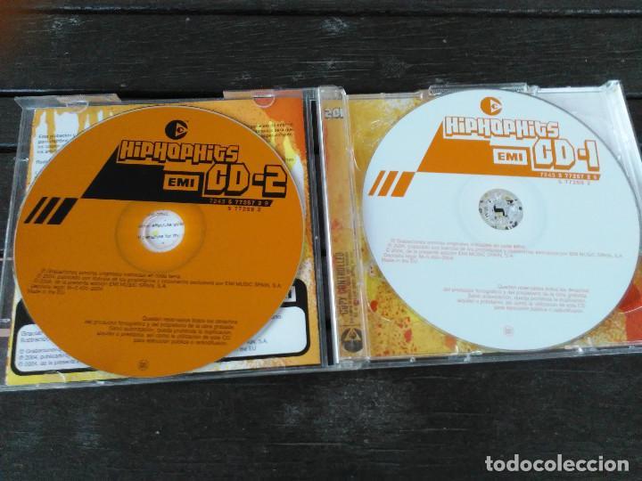 CDs de Música: Hip Hop Hits - Recopilatorio 2 Cds - Foto 4 - 194186603