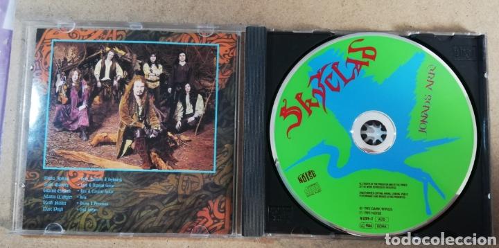 CDs de Música: CD Música Skyclad-Jonahs Ark. - Foto 3 - 194187291