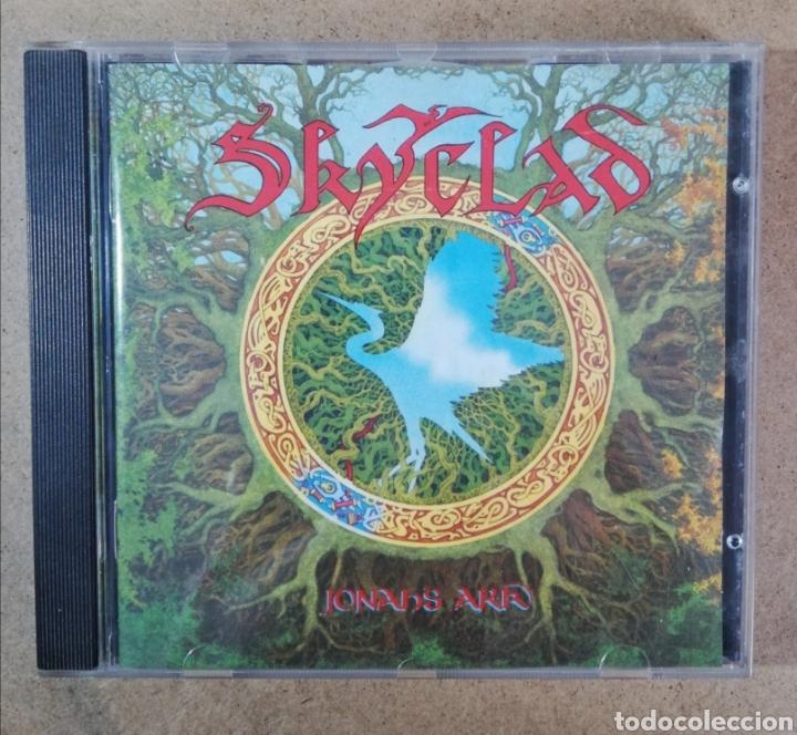 CD MÚSICA SKYCLAD-JONAHS ARK. (Música - CD's Heavy Metal)