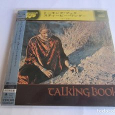CDs de Música: STEVIE WONDER - TALKING BOOK 1972/2013 JAPAN MINI LP SHM CD UICY-75770. Lote 194194276