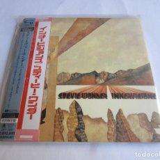 CDs de Música: STEVIE WONDER - INNERVISIONS 1973/2013 JAPAN MINI LP SHM CD UICY-75895. Lote 194194978