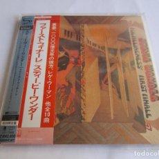 CDs de Música: STEVIE WONDER - FULFILLINGNESS' FIRST FINALE 1974/2013 JAPAN MINI LP SHM CD UICY-75940. Lote 194195533