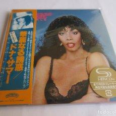 CDs de Música: DONNA SUMMER - BAD GIRLS 1979/2012 JAPAN MINI LP SHM 2 X CD UICY-75302/3. Lote 194196222