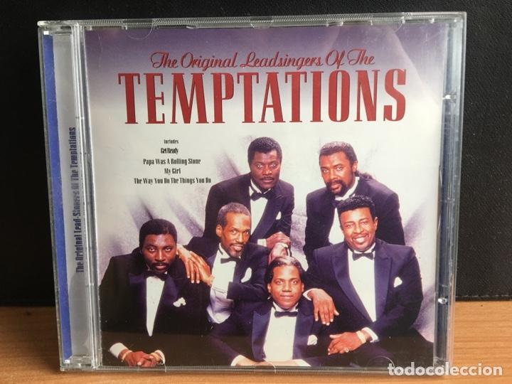 THE ORIGINAL LEAD SINGERS OF THE TEMPTATIONS (CD, COMP) (D:NM/C:NM) (Música - CD's Jazz, Blues, Soul y Gospel)