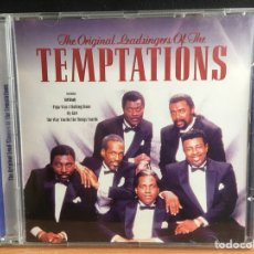 CDs de Música: THE ORIGINAL LEAD SINGERS OF THE TEMPTATIONS (CD, COMP) (D:NM/C:NM). Lote 194202925