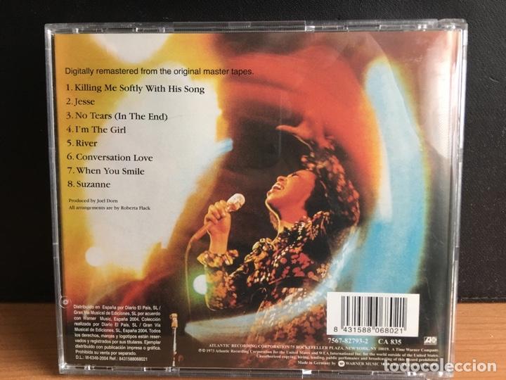 CDs de Música: Roberta Flack - Killing Me Softly (CD) (D:NM/C:NM) - Foto 2 - 194202943