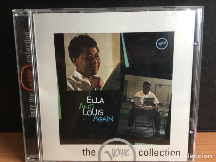 CDs de Música: Ella And Louis - Ella And Louis Again (CD, Album) (D:NM/C:NM) - Foto 1 - 194203067