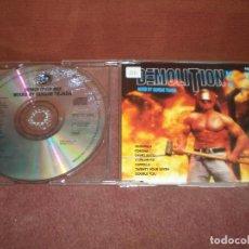 CDs de Música: CD MAXI SINGLE PROMO DEMOLITION MIX / MIXED BY QUIQUE TEJADA - 7 TRACKS. Lote 194204397