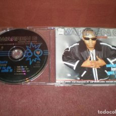 CDs de Música: CD MAXI SINGLE WARREN G / WHAT S LOVE GOT TO DO WITH IT - 3 TRACKS. Lote 194207242