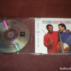 CDs de Música: CD MAXI SINGLE YO-YO MA BOBBY MCFERRIN / HUSH - 3 TRACKS. Lote 194209736