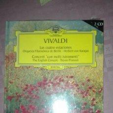 CDs de Música: VIVALDI. Lote 194214988